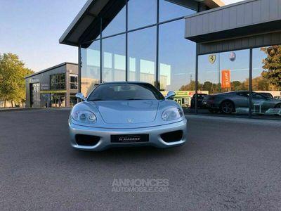 occasion Ferrari 360 MODENA BOITE MANUELLE