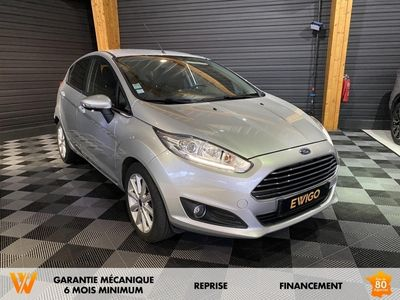 occasion Ford Fiesta Phase 2 1.0 ECOBOOST 100 ch POWERSHIFT TITANIUM