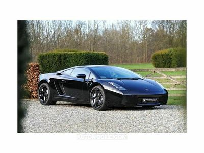 occasion Lamborghini Gallardo Nera