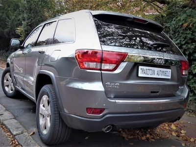 occasion Jeep Grand Cherokee 3.0 CRD Limited 241 CV 76.500 km