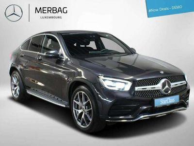 occasion Mercedes GLC300 4MATIC Coupé AMG-Line AMG Line Exterieur/Navi