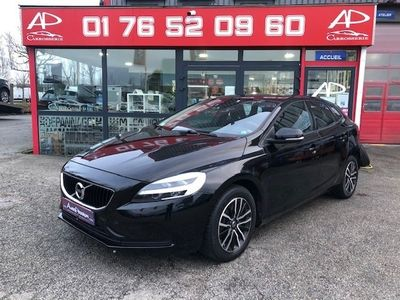 occasion Volvo V40 2017 - Noir - 2.0 D2 120 GEARTRONIC MOMENTUM BUSINESS