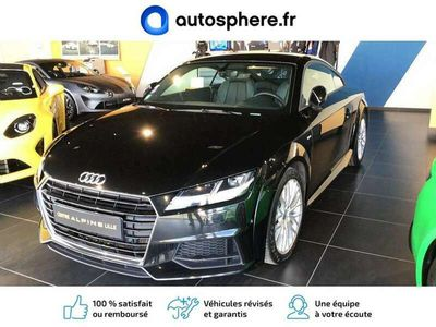occasion Audi TT 1.8 TFSI 180ch S line S tronic 7