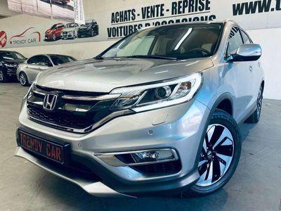 occasion Honda CR-V 1.6 2WD LifeStyle+NAVI+TEL+CAM+CUIR+XENON+GARANTIE