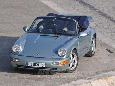 occasion Porsche 964 CABRIOLET