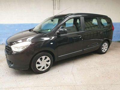 occasion Dacia Lodgy 1.5 dCI 110 FAP 7 places Lauréate