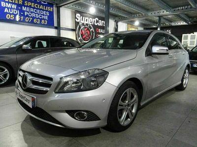 occasion Mercedes A180 CLASSE41 900 KMS CLIM GPS FULL ENTRETIEN ETAT NEUF SIEGES CHAUFFANTS