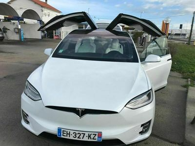 occasion Tesla Model X 90 kWh All-Wheel Drive