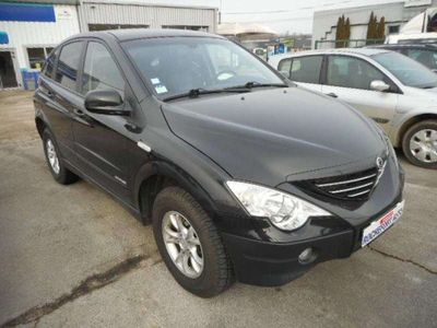 occasion Ssangyong Actyon (2.0 xdi 140cv confort)