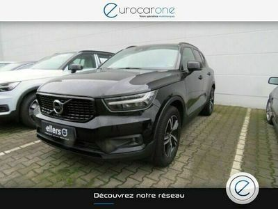 occasion Volvo XC40 D4 AWD R Design 190 ch - Toit ouvrant pano