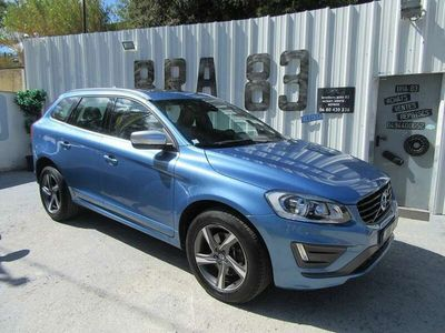 occasion Volvo XC60 D5 Awd 215ch R Design Geartronic
