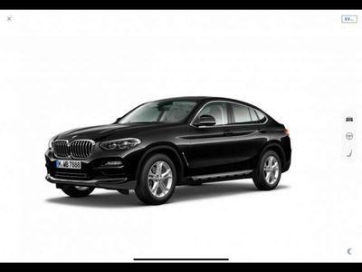 occasion BMW X4 xDrive20dA xLine PANO GPS