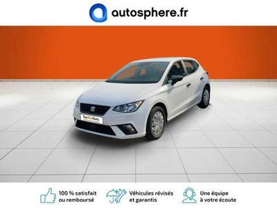 occasion Seat Ibiza 1.0 MPI 80ch Start/Stop Reference Business Euro6d-T