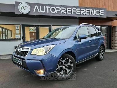 occasion Subaru Forester 2.0D 147 LUXURY LINEARTRONIC