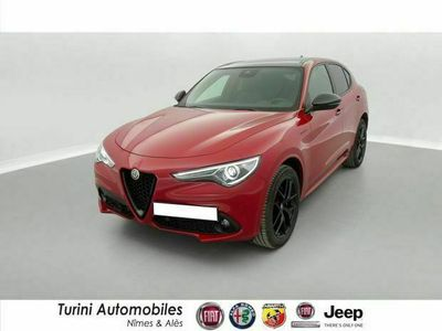 occasion Alfa Romeo Stelvio 2.2 Diesel 210ch Veloce Q4 AT8 MY20