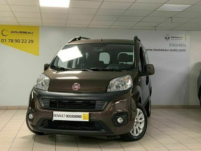 occasion Fiat Qubo - 1.3 Multijet 80 Lounge