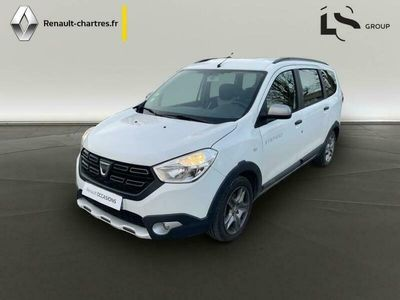 occasion Dacia Lodgy Blue dCi 115 7 places Silver Line