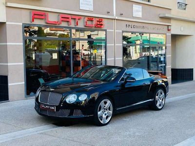 occasion Bentley Continental GTC W12 6.0 575 ch