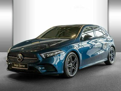 occasion Mercedes A220 AMG Line Night Navi-Reality Pano LED+ Kam.