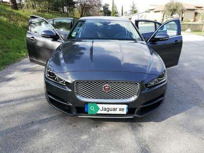 occasion Jaguar XE 2.0 D - 180 ch Prestige