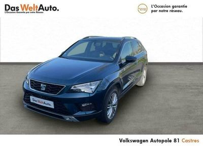occasion Seat Ateca 1.5 TSI 150 ch ACT Start/Stop DSG7 Xcellence