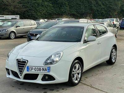 occasion Alfa Romeo Giulietta 2.0 JTDM140 COLLEZIONE STOP&START