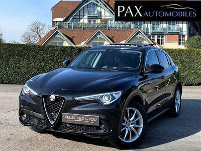 occasion Alfa Romeo Stelvio 2.2 DIESEL 210 Q4 LUSSO AT8