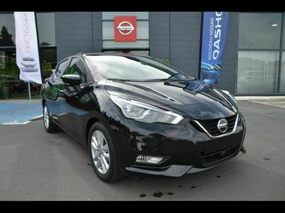 occasion Nissan Micra 1.0 IG-T 100ch N-Connecta Xtronic 2020