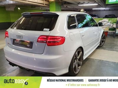 occasion Audi RS3 2.5 Tfsi 340 S Tronic Quattro 64800 Kms