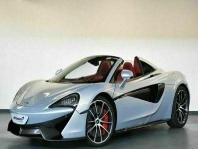 occasion McLaren 570S Spider#pack luxe