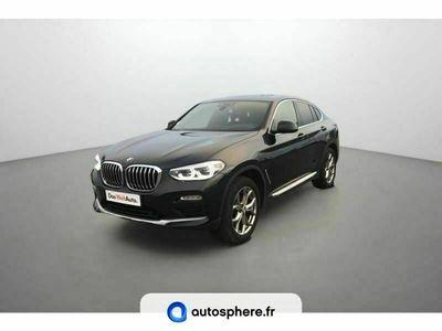 occasion BMW X4 xDrive20d 190ch BVA8 xLine