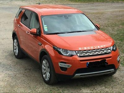 occasion Land Rover Discovery Sport Mark I TD4 180ch HSE Luxury