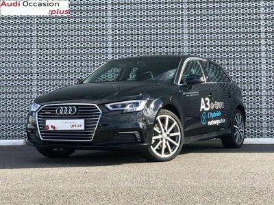 occasion Audi A3 Sportback 40 e-tron 204 S tronic 6 Design Luxe