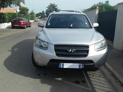 occasion Hyundai Santa Fe 2.2 CRDi 155 2WD 7pl Pack Confort