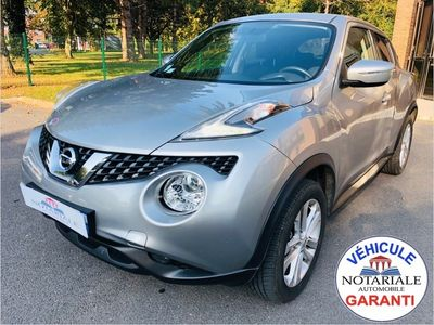 occasion Nissan Juke 1.6l 117ch N Connecta Xtronic