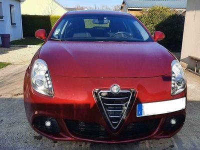 occasion Alfa Romeo Giulietta Distinctive TCT 1.4 TB MultiAir 170 ch S&S