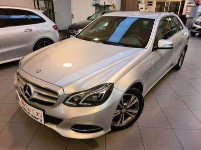 occasion Mercedes E200 BLUETEC EDITION E AUTO,CUIR,GPS,LED,GARANTIE 1 AN
