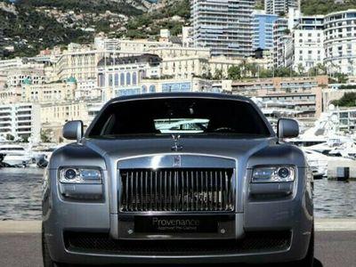 occasion Rolls Royce Ghost V12 6.6 571ch