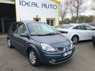 occasion Renault Scénic 1.5 DCI 105CH FAP EXCEPTION ECO²