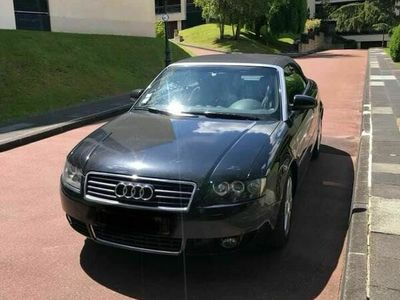 occasion Audi A4 Cabriolet 2.5 TDI Ambition Luxe Multitronic A