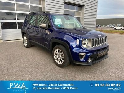 occasion Jeep Renegade 1.0 GSE T3 120ch Limited - VIVA2661799