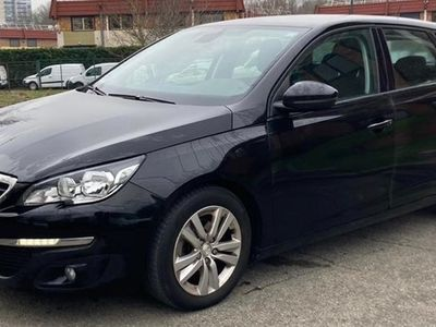 occasion Peugeot 308 SW 2017 - Noir - 1.6 hdi 120 active business