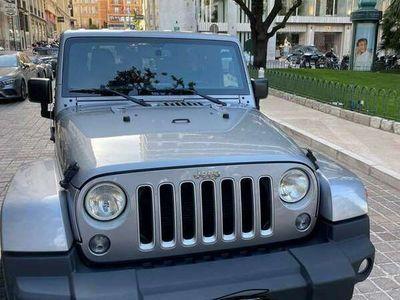 occasion Jeep Wrangler V6 3.6 Pentastar 284 Unlimited Sahara A