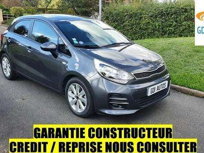 occasion Kia Rio 1.2L 85 Reprise Possible Garantie Constructeur