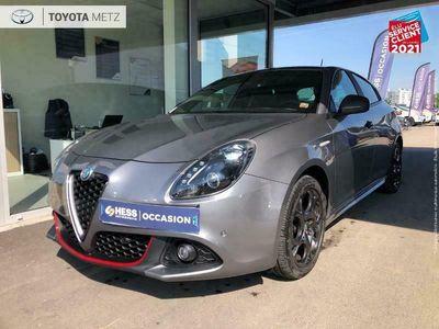 occasion Alfa Romeo Giulietta 1.6 JTDm 120ch Lusso S/S GPS Radar AV/AR Clim Auto Bi-Z