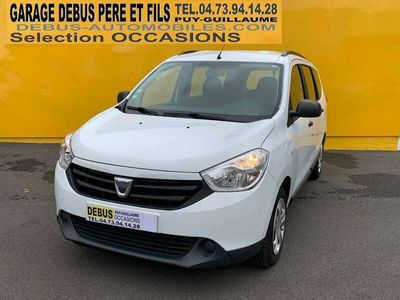 occasion Dacia Lodgy 1.2 TCE 115CH SILVER LINE 5 PLACES
