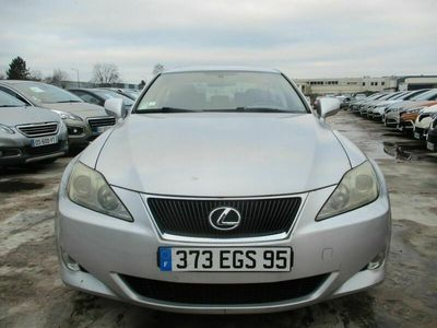 occasion Lexus IS220d PACK LUXE