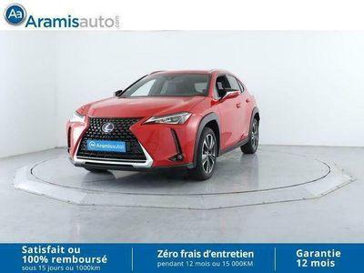 occasion Lexus UX Pack +GPS Jantes 18 Surequipé 250h 184 2WD