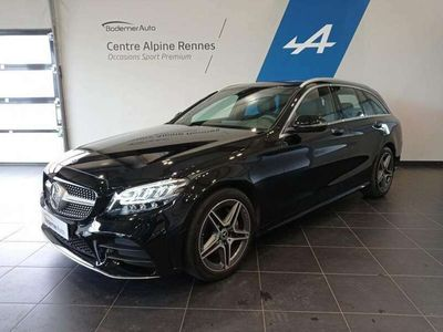 occasion Mercedes 220 BREAKd 9G-Tronic AMG Line