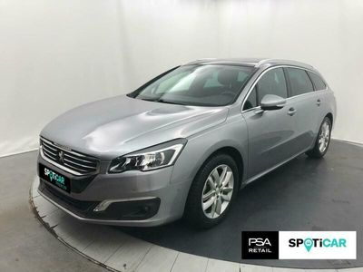 occasion Peugeot 508 SW 1.6 BlueHDi 120ch S&S BVM6 Style